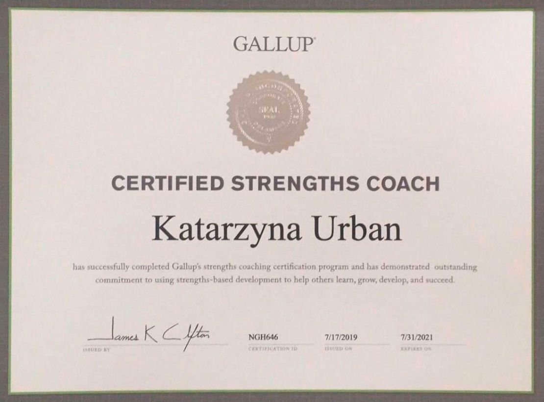 Katya People - Gallup