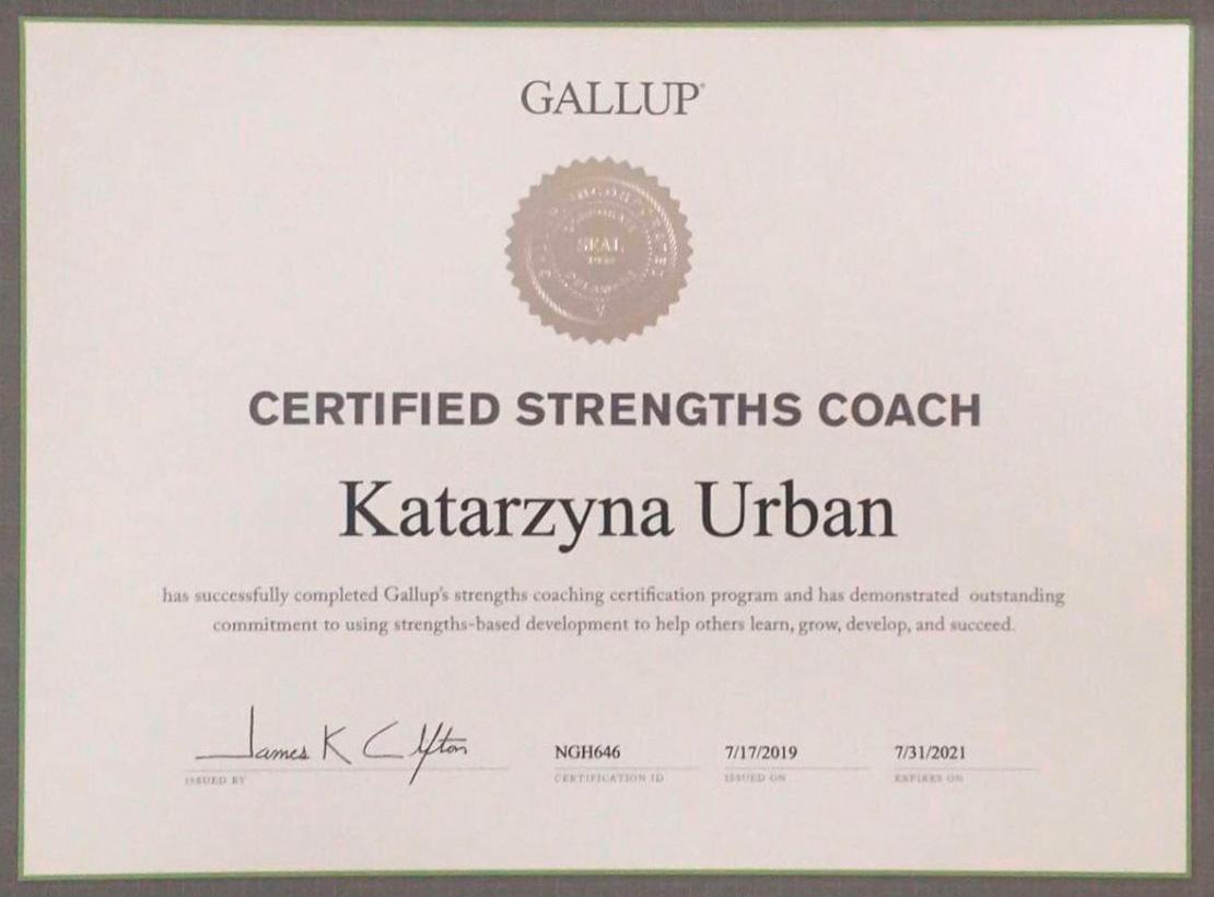 Katya People - Gallup